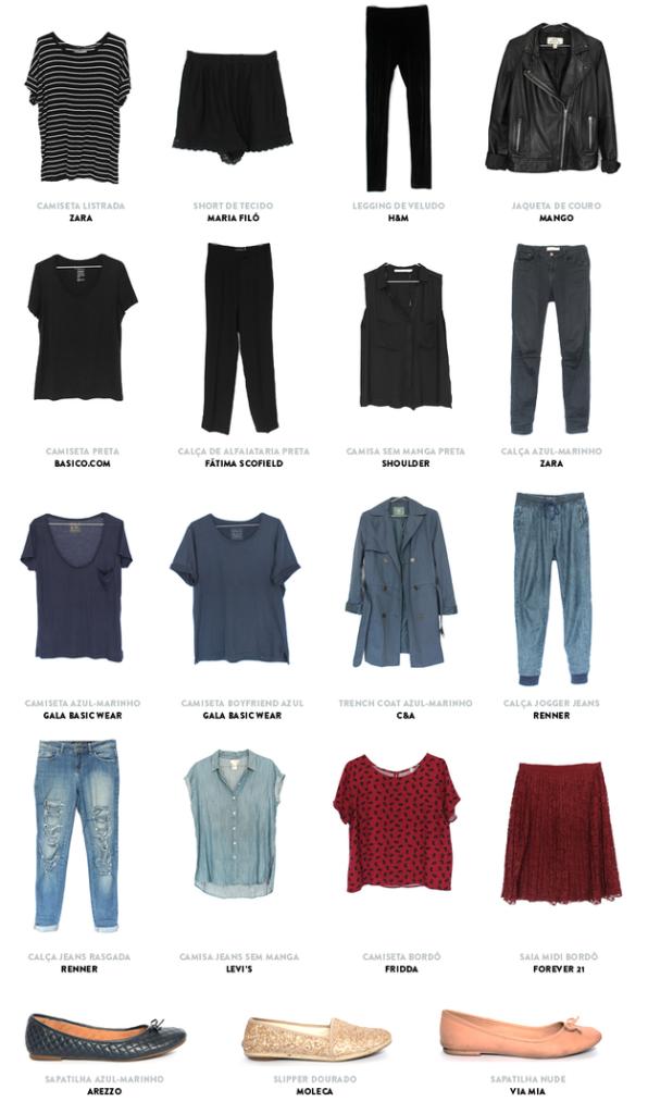 catalogo de roupas